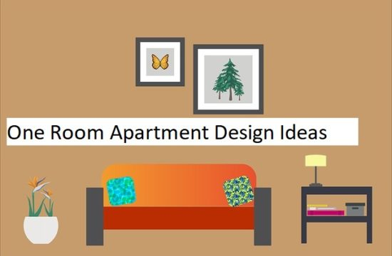 one room apartment design